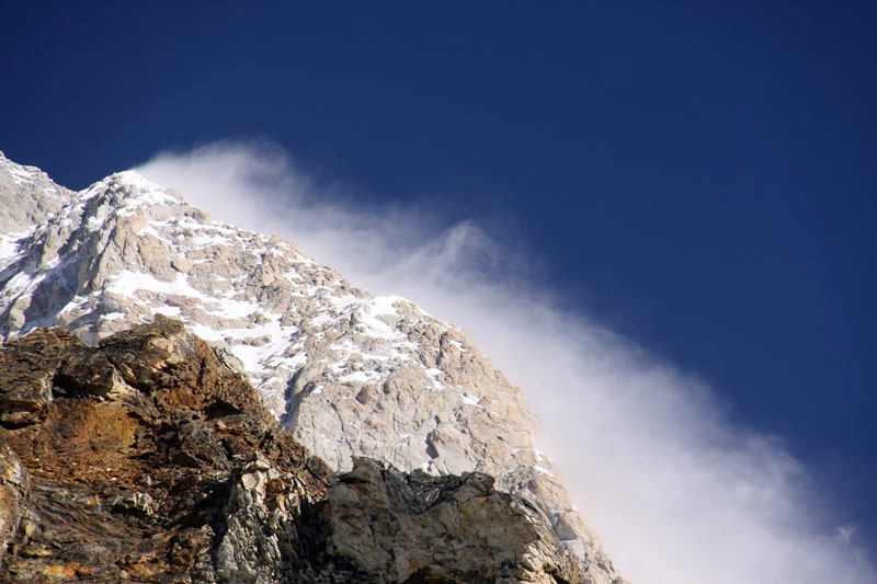Shoulder of Makalu