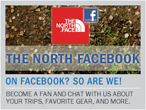 Check out The North Face on Facebook